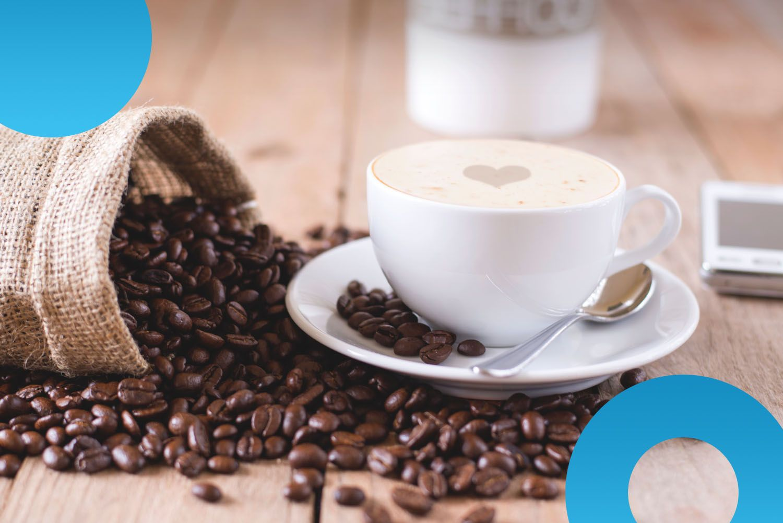 Italská káva pro naše zákazníky