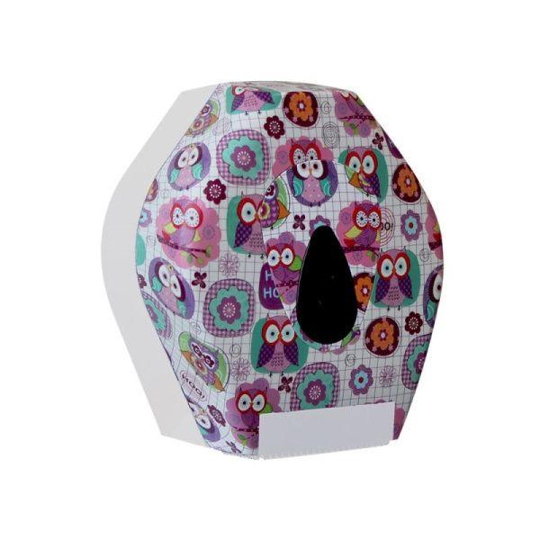 Zásobník na toaletní papír Mini MERIDA UNIQUE JOY LINE - mat