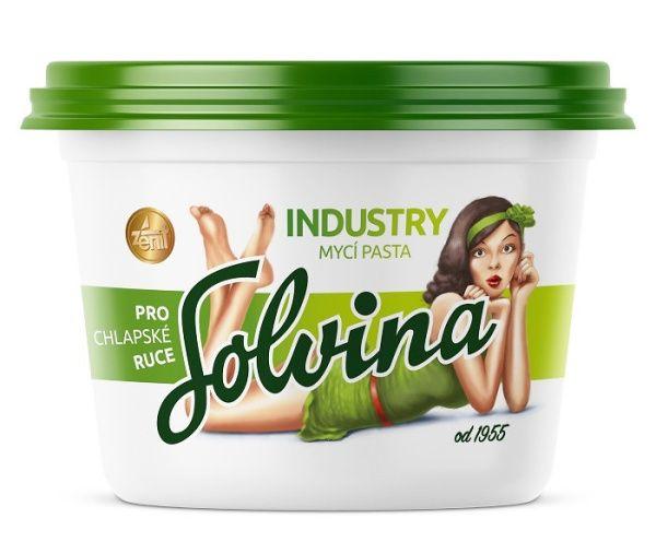 Mycí pasta Solvina Industry 450 g