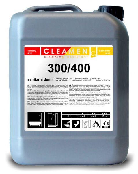 CLEAMEN 300/400 sanitarní denní 5 l