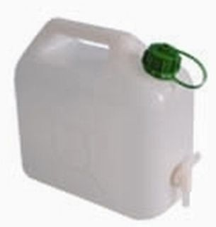 Kanystr na vodu 5 l s kohoutem
