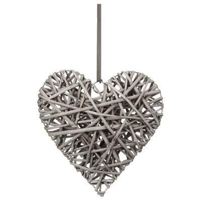 Atmosphera Závěsná dekorace ve tvaru srdce
