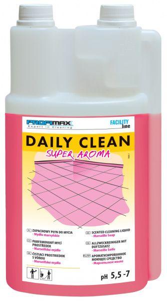 PROFIMAX DAILY CLEAN SUPER AROMA 3v1 Marseillské mýdlo - 1000 ml
