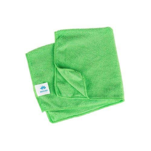 Utěrka z mikrovlákna 40 x 40 cm, 250g/m2 - zelená