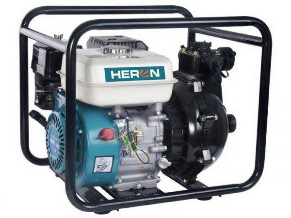 """Čerpadlo motorové tlakové 6,5HP, 1,5\""""/1x1,5\""""(38mm), 2x1\""""(25mm), 300l/min = 18m3/hod, 42kg,"""
