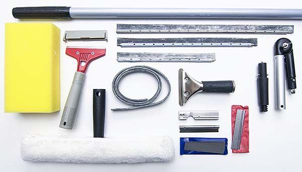 Kristal set - profesionální sada na mytí oken a solárních panelů - AKCE