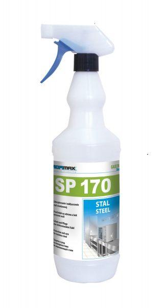 PROFIMAX SP 170 - prostředek na čištění a leštění nerezové oceli - 1000 ml