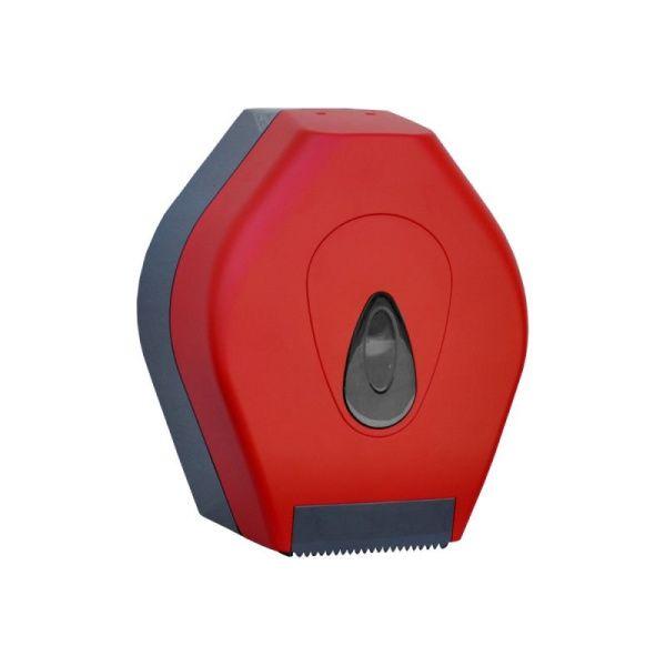 Zásobník na toaletní papír Mini MERIDA UNIQUE RED LINE - lesk