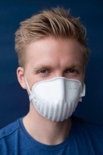 Pardam Nano respirátor BreaSAFE® ANTI-COVID-19 - 3 ks