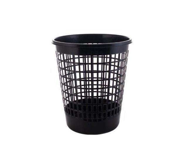 Koš na papír 50 litrů - černý