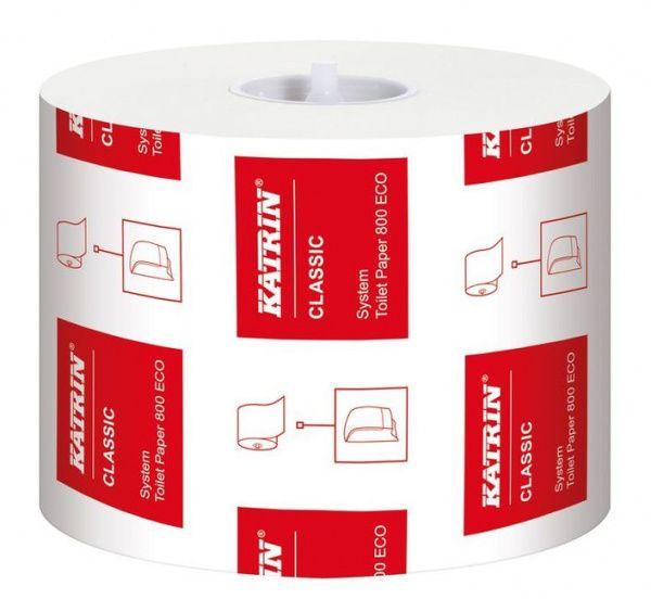 Katrin Classic Systém Eco toaletní papír, 2 vrstvy 36 ks