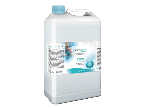 PROdezi POOL bezchlórová bazénová chemie - 5 l
