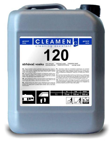 CLEAMEN 120 strhávač vosku 5 l