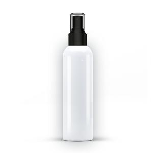Sprej: prázdná lahvička bílá 100 ml