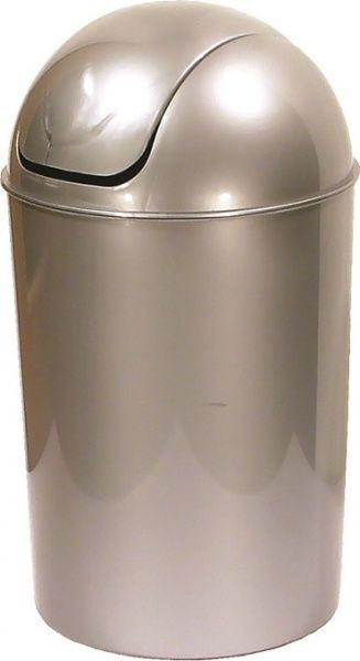 AllServices 181002 Koš odpadkový kulatý s víkem OSCAR 15 l