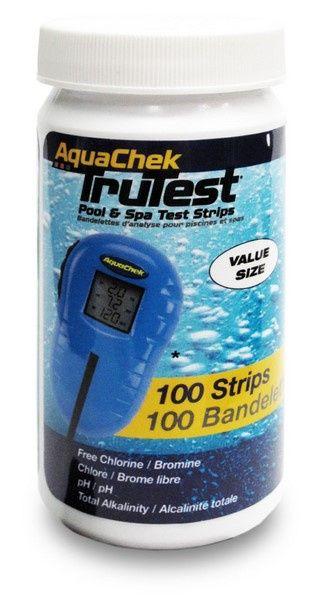 Testovací proužky pro digitální čtečku AquaChek EKO
