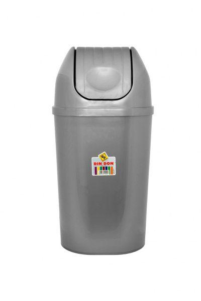 Koš odpadkový hranatý s víkem Dindon 50 L