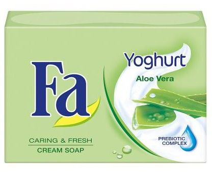 Fa Yoghurt Aloe Vera toaletní mýdlo 100 g