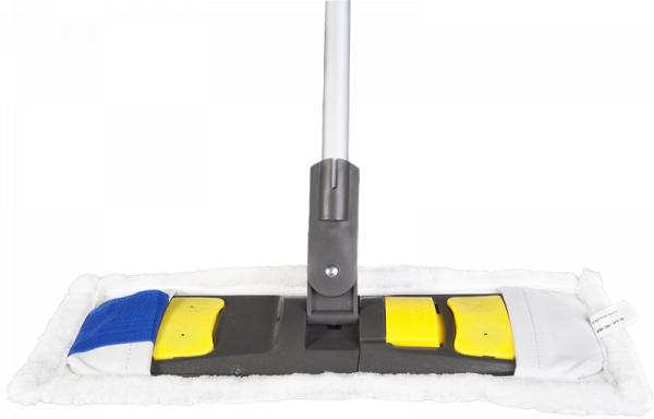 AllServices Držák plochého mopu standard 40 cm, tyč, návlek - 1634