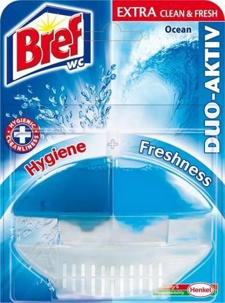 WC závěs Bref Duo Aktiv 50 ml - Ocean