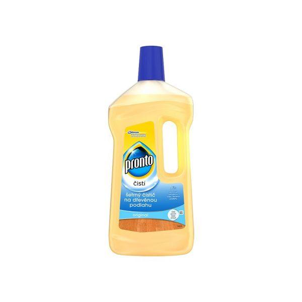Pronto 5v1 Mýdlový čistič na všechny dřevěné povrchy - 750 ml