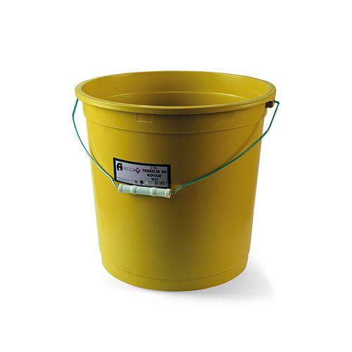 Levně Afacan Úklidové vědro 10 litrů - žluté